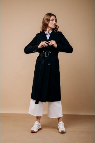 Пальто женское Valentir классическое двубортное