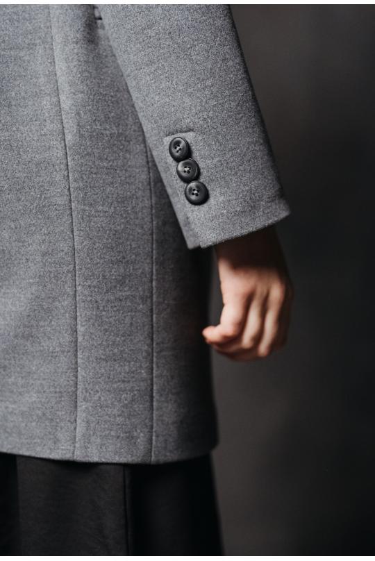Пальто-пиджак Valentir прямого силуэта