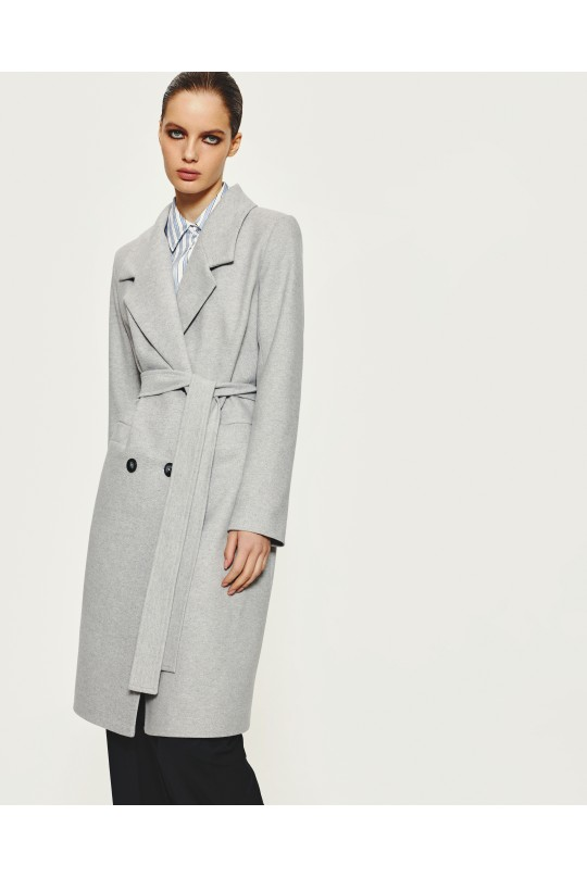 Пальто женское Valentir прямого силуэта