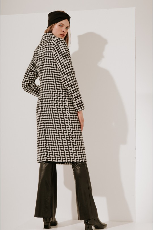 Пальто длинное классическое Valentir