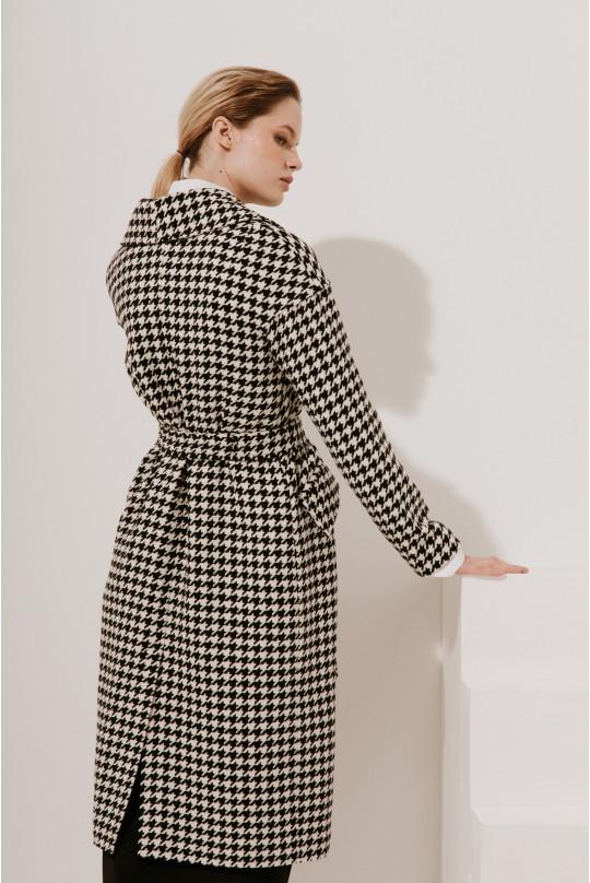 Пальто длинное Valentir